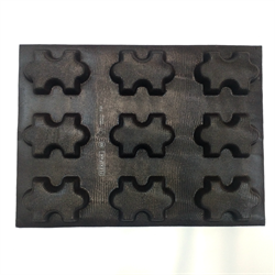 Picture of  PUZZLE TRAY (9) FLEXIPAN®