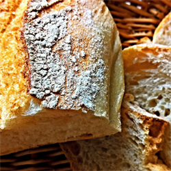 Picture of Roasted Garlic & Chives Italian Bread