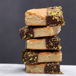 Picture of CHOCOLATE DIPPED SUGAR COOKIE BARS