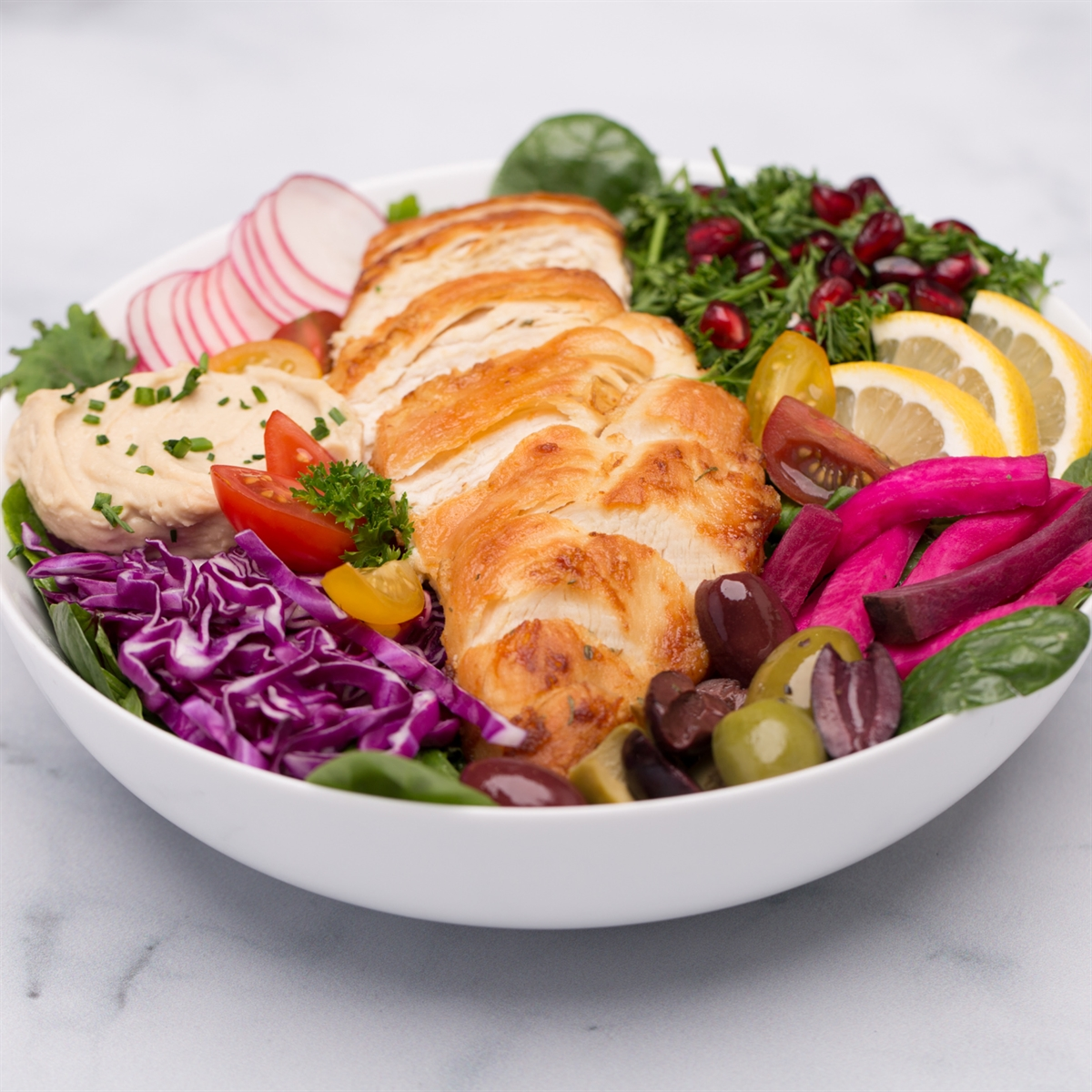 Picture of FAST & FRESH BUDDHA BOWL